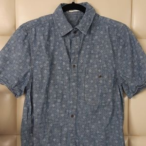 Alternative Apparel Men's Button down shirt